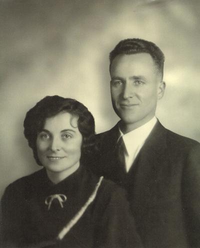 Mrs. & Dr. T R Flaiz